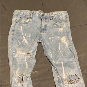 Hyper denim jeans